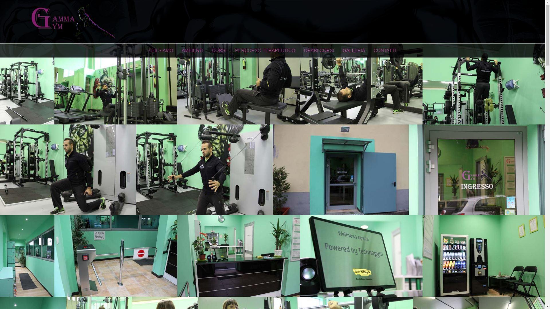 Mk Computers - Assistenza PC e Siti Web Caselle Torinese - Gamma Gym galleria