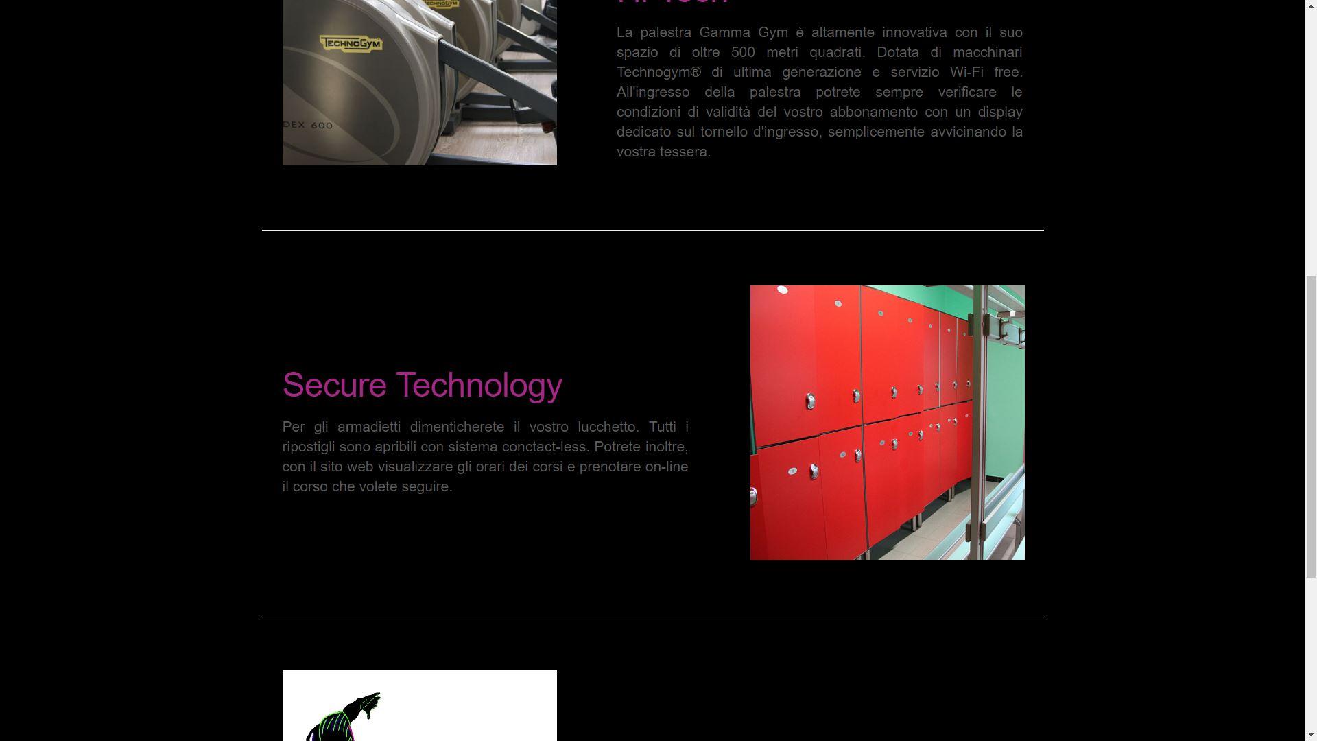 c - Assistenza PC e Siti Web Caselle Torinese - Gamma Gym Chi Siamo